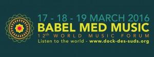 Babel Med Music 2016
